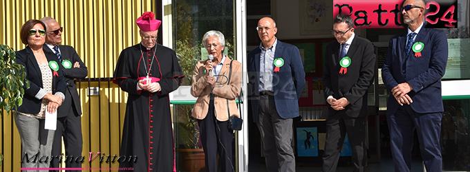 SAN PIERO PATTI – Stamani intitolazione dell'Istituto Comprensivo al nobel Rita Levi- Montalcini.  Madrina d'eccezione l'Ing. Piera Levi- Montalcini
