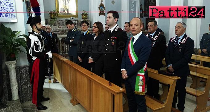 PATTI – Si è svolta stamani la cerimonia di commemorazione del 4 novembre