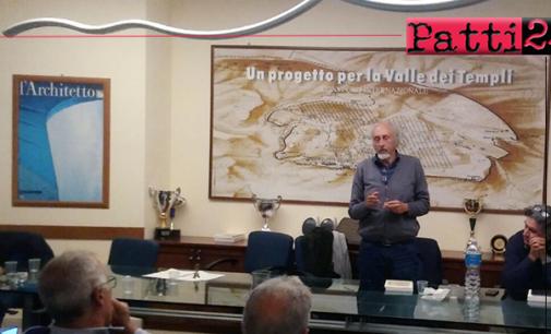 MESSINA – L'Arch. Pino Falzea, Presidente dell'Ordine degli Architetti P.P.C. di Messina, nominato Presidente dellaConsulta degli Ordini degli Architetti P.P.C. di Sicilia