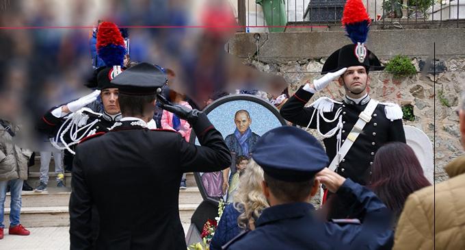 MESSINA – I Carabinieri ricordano le vittime di Nassiriya