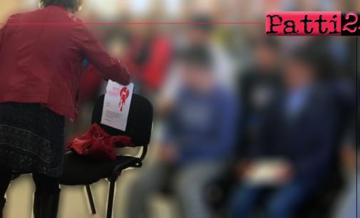 BARCELLONA P.G. – Sensibilizzare contro la violenza di genere. Frida Onlus incontra gli alunni e le alunne dell'Ugo Foscolo