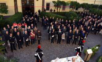 "MESSINA – I Carabinieri hanno solennemente commemorato la loro Patrona ""Virgo Fidelis"""