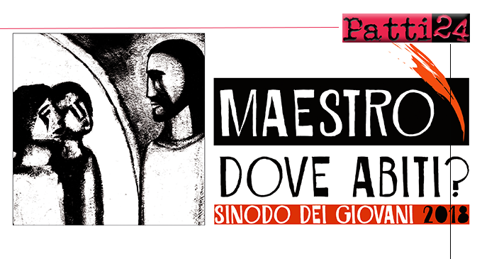 PATTI – La Pastorale Giovanile della diocesi di Patti verso il Sinodo dei Vescovi dell'ottobre 2018