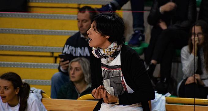 PATTI – L'Alma Basket Patti ha ceduto nettamente, 36-61, alla Stella Basket Palermo. Prima battuta d'arresto interna stagionale