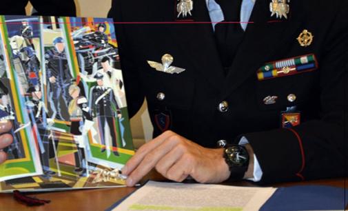 MESSINA – Presentazione del Calendario Storico e dell'Agenda 2018 dell'Arma dei Carabinieri