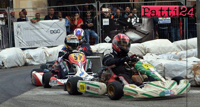 MILAZZO – A Milazzo la 1° prova del campionato Italiano Karting