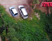 PATTI – Situazione di degrado in un'area in pieno centro tra le vie Gorizia e Cattaneo. Inciviltà, incuria, abbandono, disinteresse …
