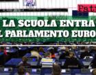 PATTI – Dario La Macchia, Olga Mannino e Vincenzo Falcone dell'IIS Borghese-Faranda avranno la possibilità di visitare il Parlamento Europeo a Bruxelles