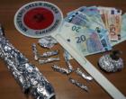 BROLO – Detenzione ai fini di spaccio di sostanze stupefacenti. Arrestati due giovani, un pattese e un messinese, deferito un terzo soggetto minorenne