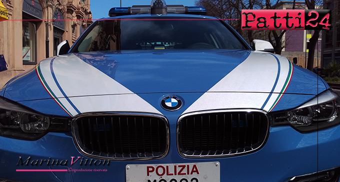 MESSINA – Alla presenza di figli e nipoti ha preso per il collo la compagna sbattendola contro il lavello. Arrestato 25enne