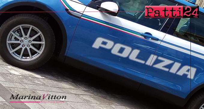 PATTI – Sequestrato un pulmino che trasportava atleti di un'associazione sportiva, denunciato il Presidente