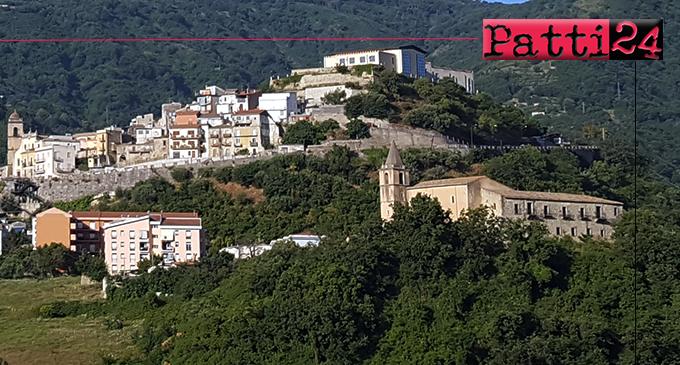 SAN PIERO PATTI – Sostegno e valorizzazione piccoli comuni. Riqualificazione e  recupero centro storico
