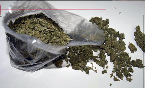BARCELLONA P.G. – 21enne arrestato per detenzione di sostanza stupefacente ai fini di spaccio