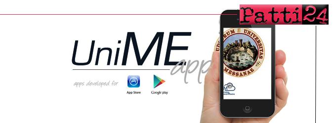 """MESSINA – Presentata l'App """"UniME Mobile"""".  l'appufficiale dell'Università di Messina destinata agli studenti, ai docenti, al personale tecnico amministrativo ed a tutti gli ospiti dell'Ateneo"""