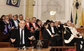 MESSINA – Inaugurato l'Anno Accademico 2017/18 alla presenza del Ministro Minniti