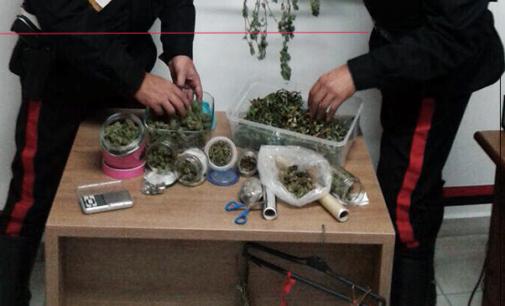 GIARDINI NAXOS – 3 arresti per droga.