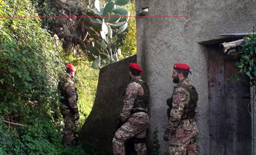 BARCELLONA P.G. – Detenzione illegale di arma comune da sparo, di munizioni e ricettazione. Arrestato 31 enne