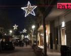 CAPO D'ORLANDO – Domani sera l'inaugurazione del presepe sull'isola pedonale e del Villaggio di Natale