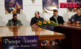 MILITELLO ROSMARINO – Anche quest'anno il centro storico di Militello Rosmarino presterà le sue antiche vie alla ormai affermata manifestazione del Presepe Vivente.