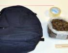 MESSINA – Rinvenuti 278 grammi di marijuana. Arrestato 23enne