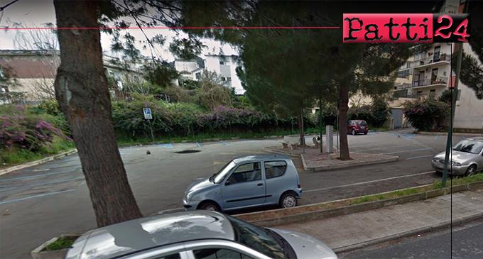PATTI – Manutenzione straordinaria nelle piazzette Garibaldi e Salvo D'Acquisto. Sarebbe opportuno procedere anche in altre zone