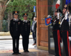 """MESSINA – Il Comandante Generale dell'Arma dei Carabinieri, Generale di Corpo d'Armata Giovanni Nistri, in visita al Comando Interregionale Carabinieri """"Culqualber"""""""