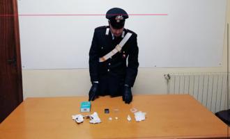 BARCELLONA P.G. – Detenzione ai fini di spaccio di sostanze stupefacenti. Arrestato in flagranza un 37enne barcellonese