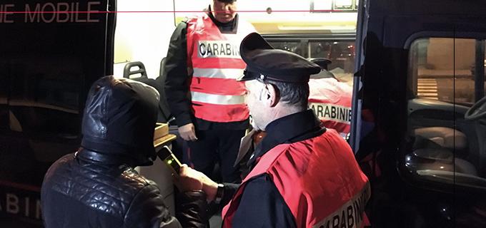 MESSINA – Massiccio dispiegamento di uomini e mezzi per controlli mirati su Movida e Sicurezza Stradale. 12 denunce, 8 segnalazioni