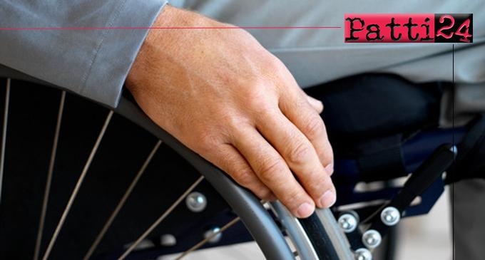 MESSINA – Disabili gravissimi. Asp: riaperti termini presentazione domande beneficio economico.