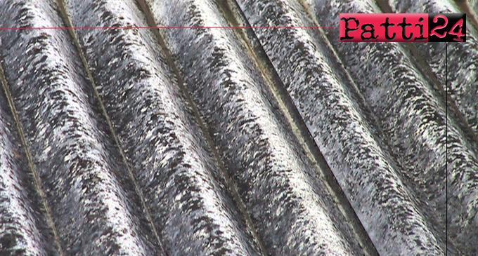 PATTI – Rimozione e smaltimento amianto su edifici e strutture pubbliche. Tra gli ammessi a finanziamento c'è il comune di Patti