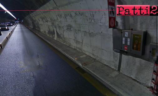 A20 ME-PA – Ripristino impianti di illuminazione svincolo Santo Stefano Camastra e gallerie tra S.Agata Militello e Tusa