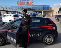 MILAZZO – Tre persone palermitane, di cui una minorenne, arrestate dai Carabinieri per furto aggravato