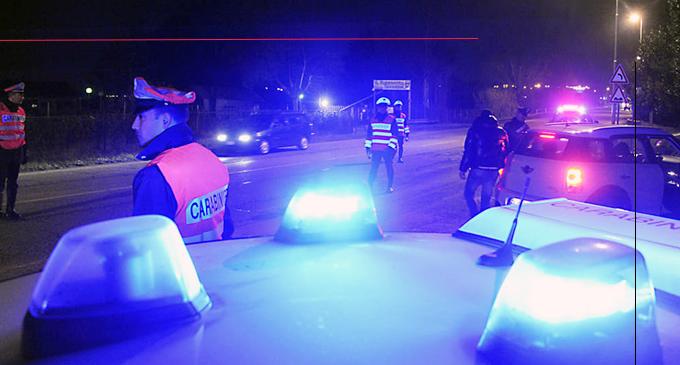 """MESSINA – """"Movida"""" sotto controllo. 13 giovani denunciati dai Carabinieri"""