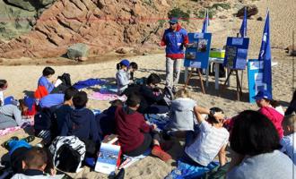 """EOLIE – """"Delfini Guardiani"""". Il progetto di educazione ambientale diMarevivo coinvolge anche studentidelle Isole Eolie"""