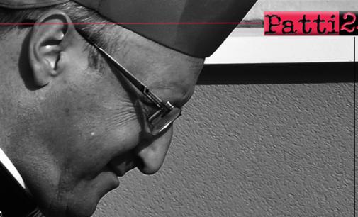 PATTI – A Roma, Mons. Giombanco è stato nominato membro del Consiglio per gli Affari Giuridici della CEI.