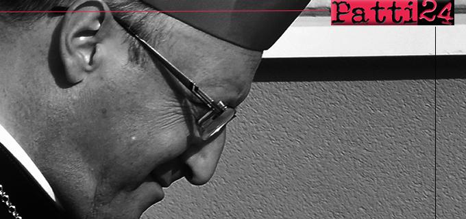 PATTI – Il Vescovo monsignor Guglielmo Giombanco presiederà le celebrazioni della Settimana Santa