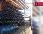 MESSINA – Trasportava bombole a gas GPL a bordo di camion privo dei requisiti di sicurezza. Ritirata la patente e sanzione di 1.250,00 euro