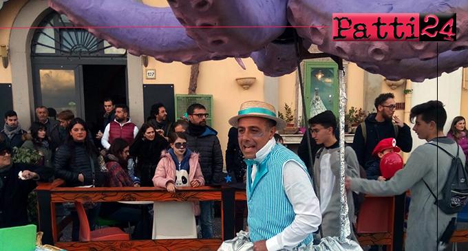 PATTI – Annullata sfilata del carnevale di oggi per avverse condizioni meteo. Rinviata a domenica 18 febbraio