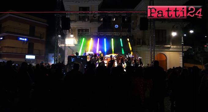 PATTI – 58° Gran Carnevale Storico Pattese. La viabilità