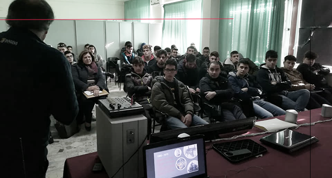 PATTI – L'IIS Borghese-Faranda incontra il mondo degli ascensori. Seminario di aggiornamento tecnico