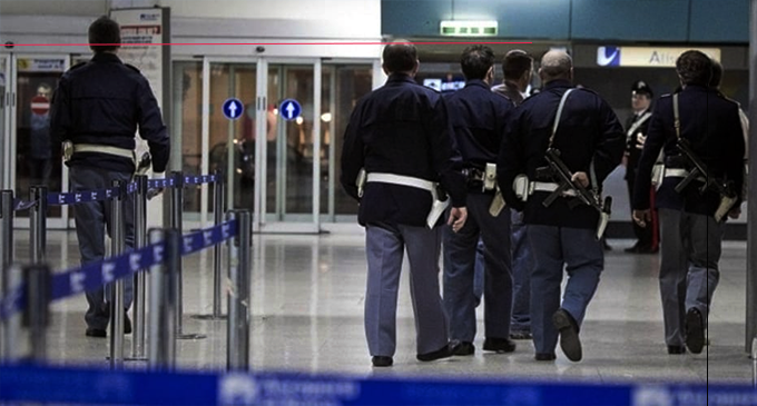 CATANIA – Esibisce carta d'identità contraffatta a Polizia di Frontiera Aerea. 40enne tratto in arresto, su di lui pendeva ordine di cattura