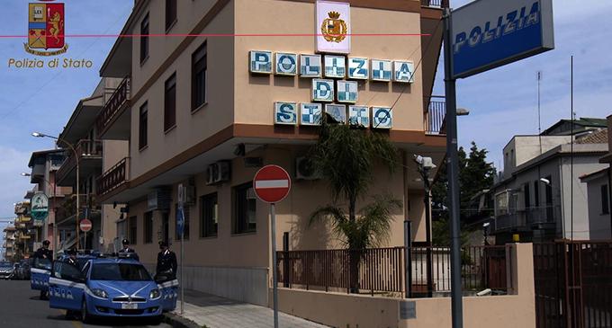 BARCELONA P.G. – Rapina ai danni di minore. Due arresti