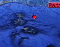 EOLIE – Un evento sismico di magnitudo 3.4 è stato registrato durante la notte a 9 km da Leni con ipocentro a 18 km di profondità