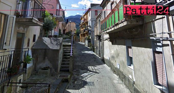 PATTI – Rifacimento di un tratto della via Sant'Antonio Abate e dei relativi sottoservizi. Lavori aggiudicati in via definitiva.