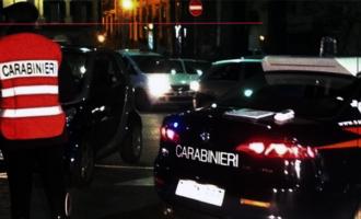 MESSINA – Movida. Incrementata la presenza dell'Arma nelle zone con densità di locali notturni
