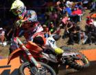 MXGP – Gran Premio di Patagonia, a Nequen, in Argentina. Il pattese Tony Cairoli si è fatto beffare all'ultimo giro da Jeffrey Herlings