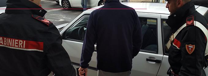 MESSINA – Bloccata dai Carabinieri  banda di giovani dedita ai furti d'auto. Tre arresti ed una denuncia