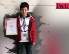 PATTI – Giochi Matematici del Mediterraneo. 128 gli allievi dell' I. C. Pirandello che hanno partecipato. Simone Ceraolo si è imposto nella categoria P4