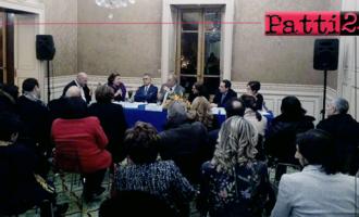 """FICARRA – Dirigenti Scolastici Ambito 16 """"Tirreno- Nebrodi"""" hanno incontrato l'Assessore all'Istruzione on. Roberto Lagalla"""