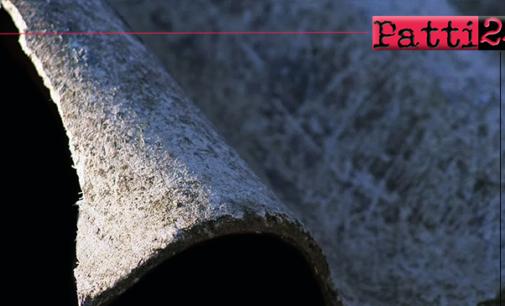 PATTI – Verrà rimosso l'amianto abbandonato sotto il viadotto Montagnareale.